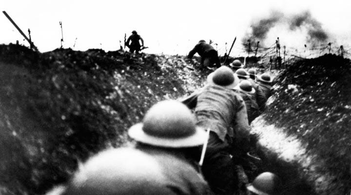 День окончания первой мировой войны 018