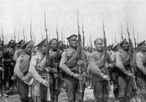 День окончания первой мировой войны 021