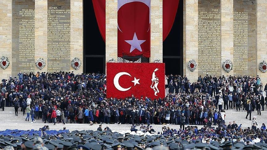 День памяти Ататюрка (Турция) 001