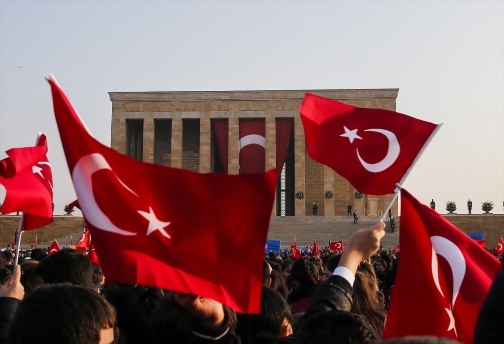 День памяти Ататюрка (Турция) 003
