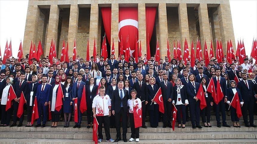 День памяти Ататюрка (Турция) 006