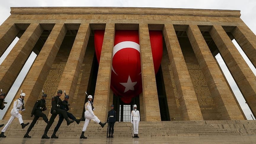 День памяти Ататюрка (Турция) 008