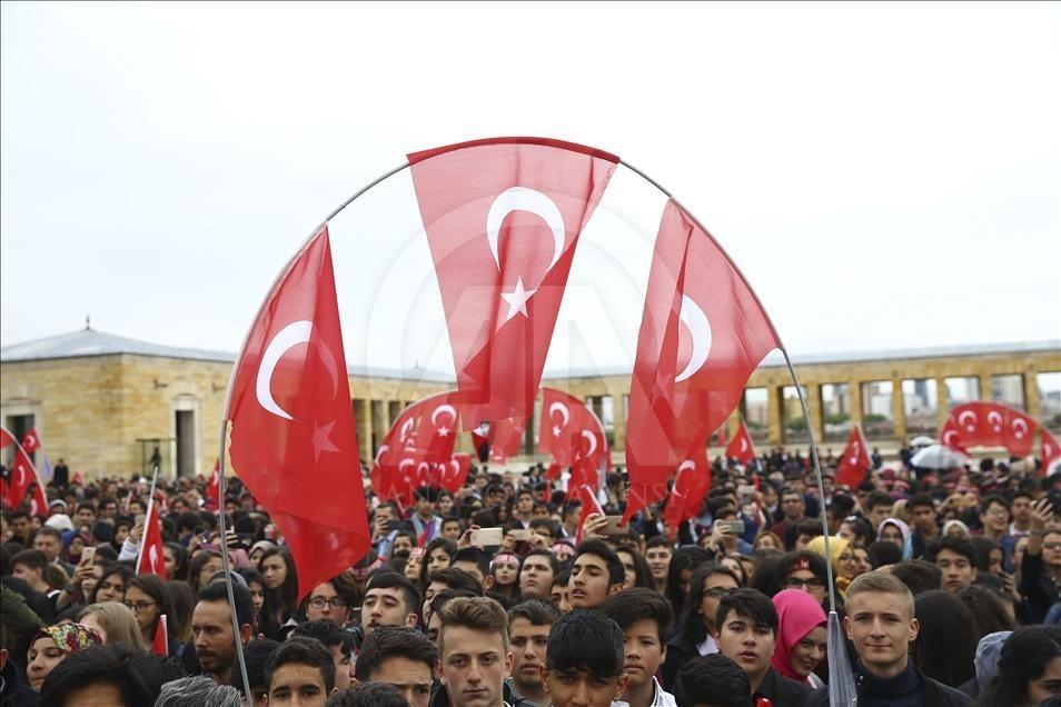 День памяти Ататюрка (Турция) 011