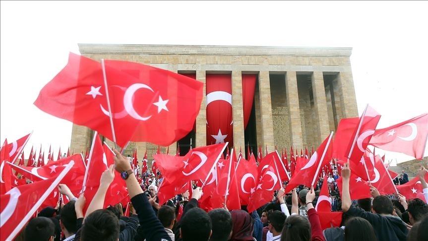 День памяти Ататюрка (Турция) 013