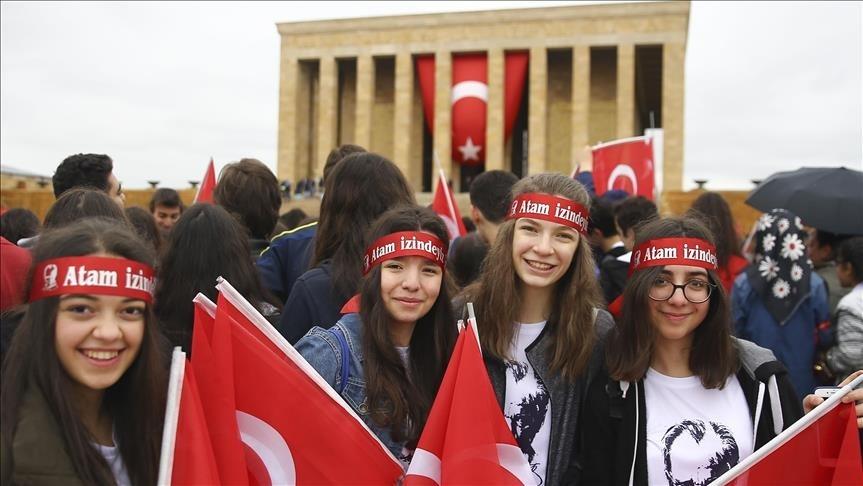 День памяти Ататюрка (Турция) 016
