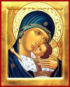 День памяти Псково Печерской иконы Божьей Матери «Умиление» 020
