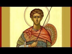 День памяти великомученика Димитрия Солунского 020