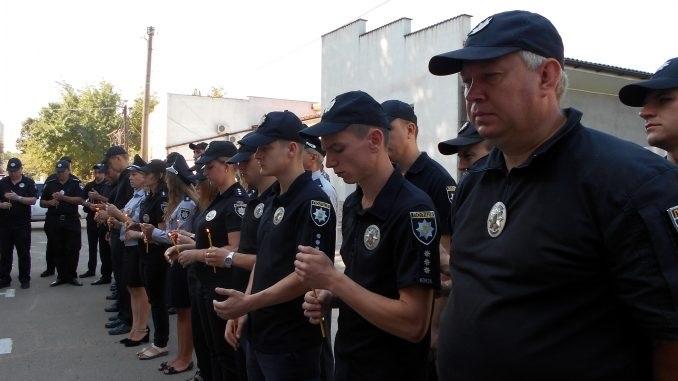 День памяти полицейских 005