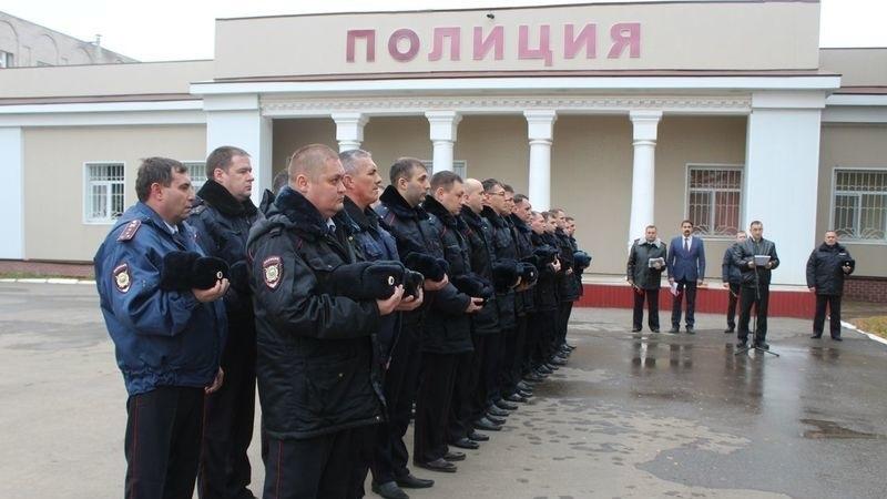 День памяти полицейских 006