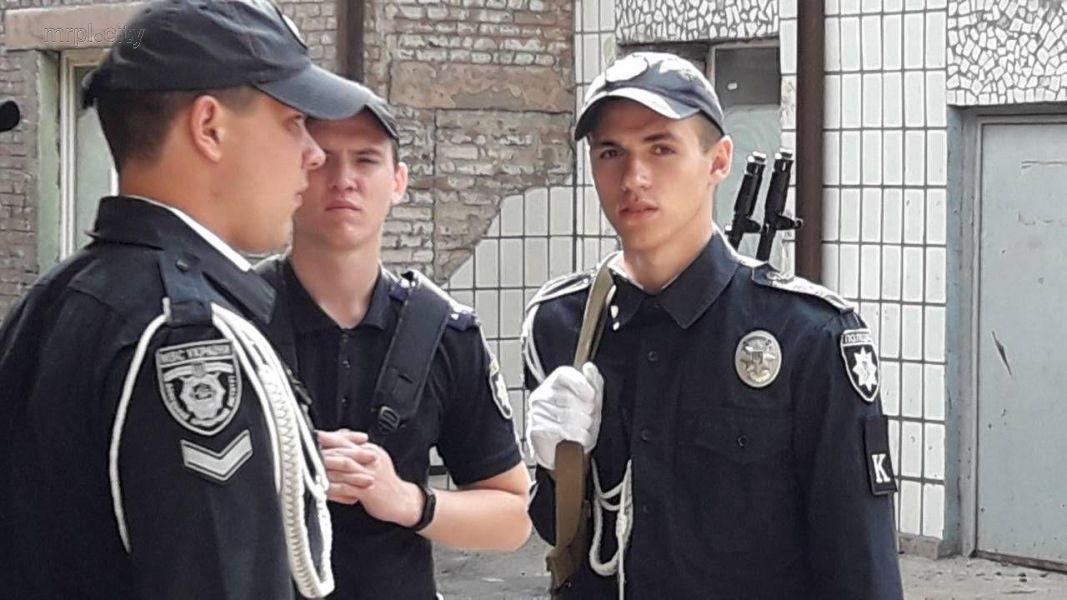 День памяти полицейских 013