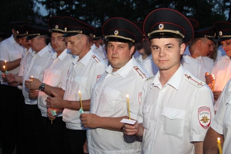 День памяти полицейских 014