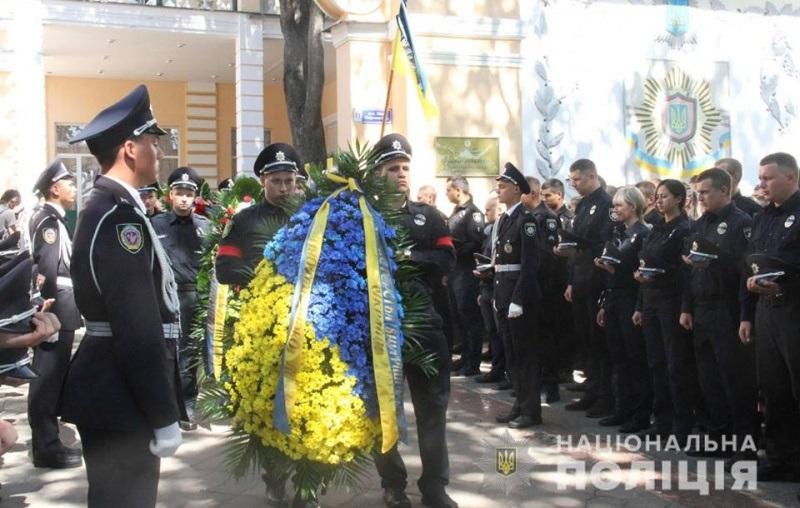 День памяти полицейских 015