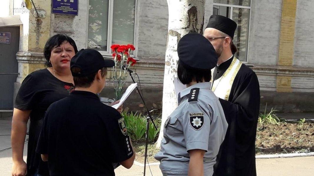 День памяти полицейских 016