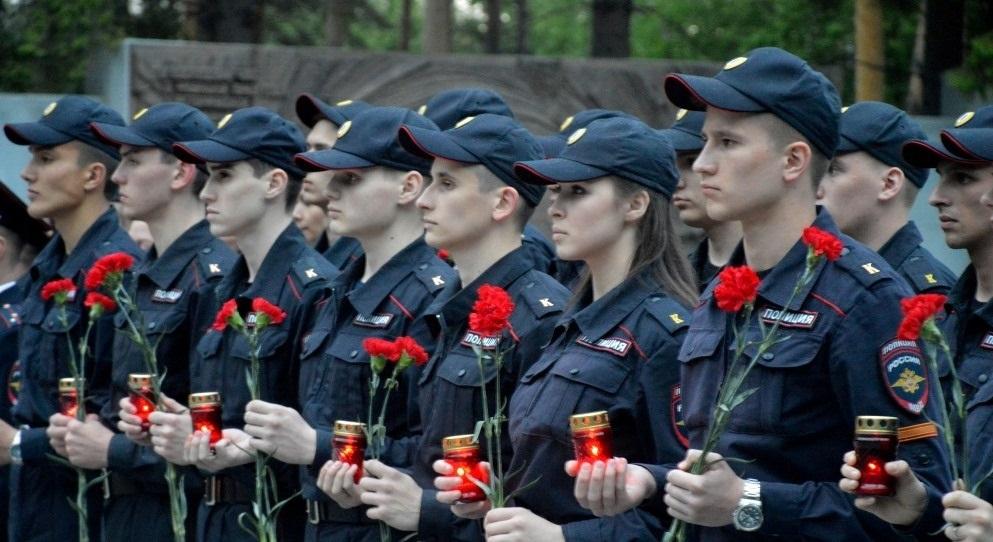 День памяти полицейских 019