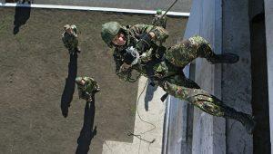 День подразделений специального назначения ВС РФ (День военного спецназа) 021