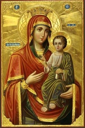 День почитания Иверской иконы Пресвятой Богородицы 004