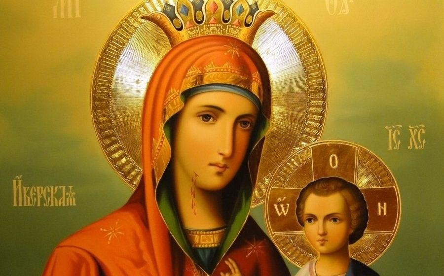 День почитания Иверской иконы Пресвятой Богородицы 015