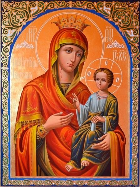 День почитания Иверской иконы Пресвятой Богородицы 016