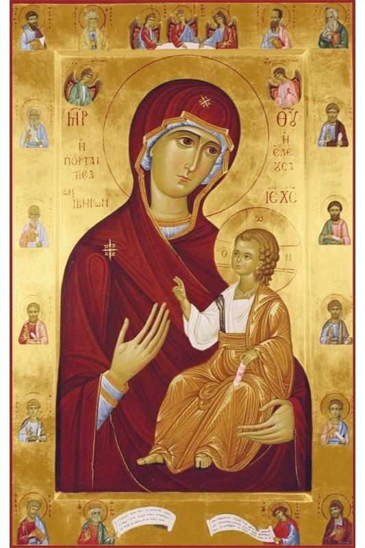 День почитания Иверской иконы Пресвятой Богородицы 017
