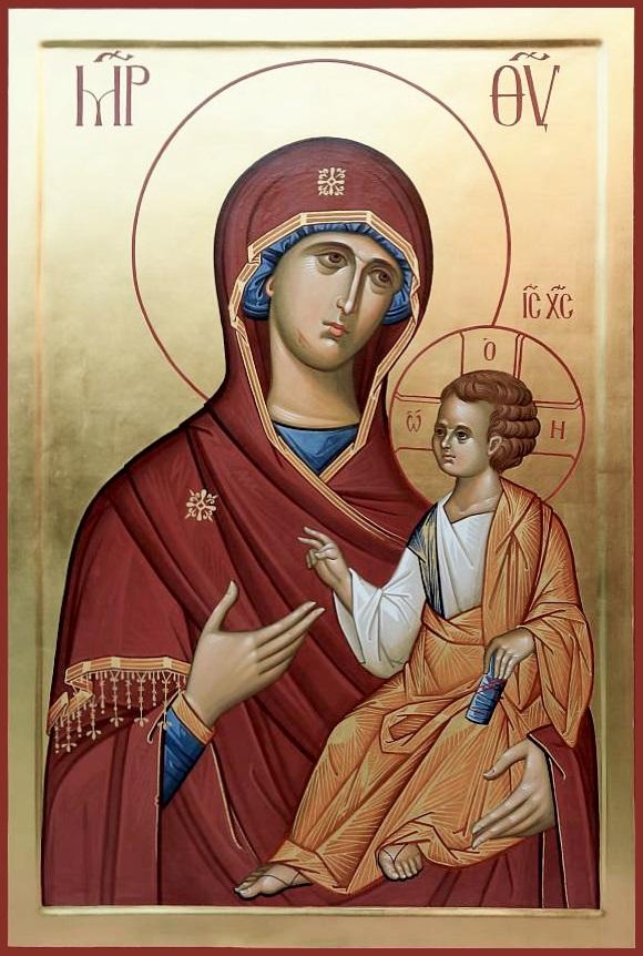 День почитания Иверской иконы Пресвятой Богородицы 018