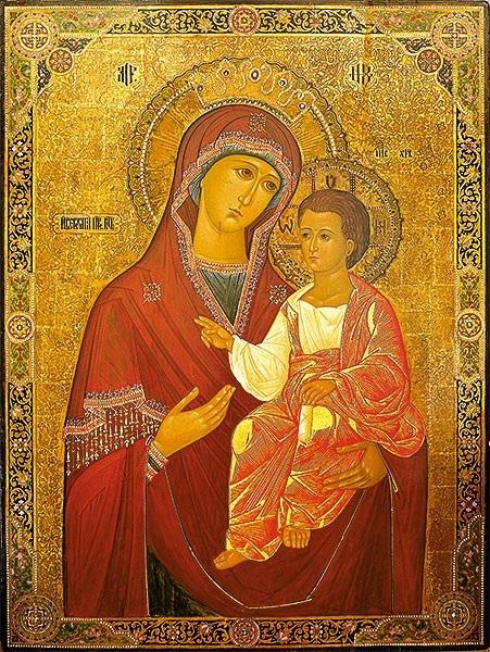 День почитания Иверской иконы Пресвятой Богородицы 019