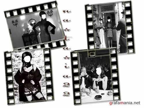 День просмотра черно белого фильма 013