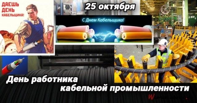 День работника кабельной промышленности 008