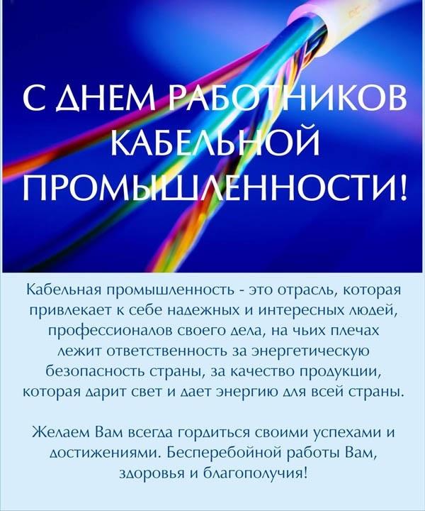 День работника кабельной промышленности 015