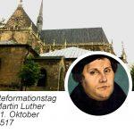 Картинки с надписями на День реформации в Германии