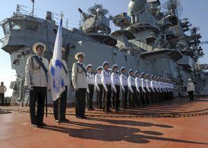 День рождения Российского военно морского флота (День моряка надводника) 020