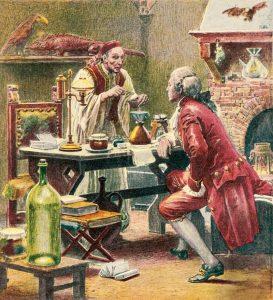 День рождения графа Калиостро (1743) 020