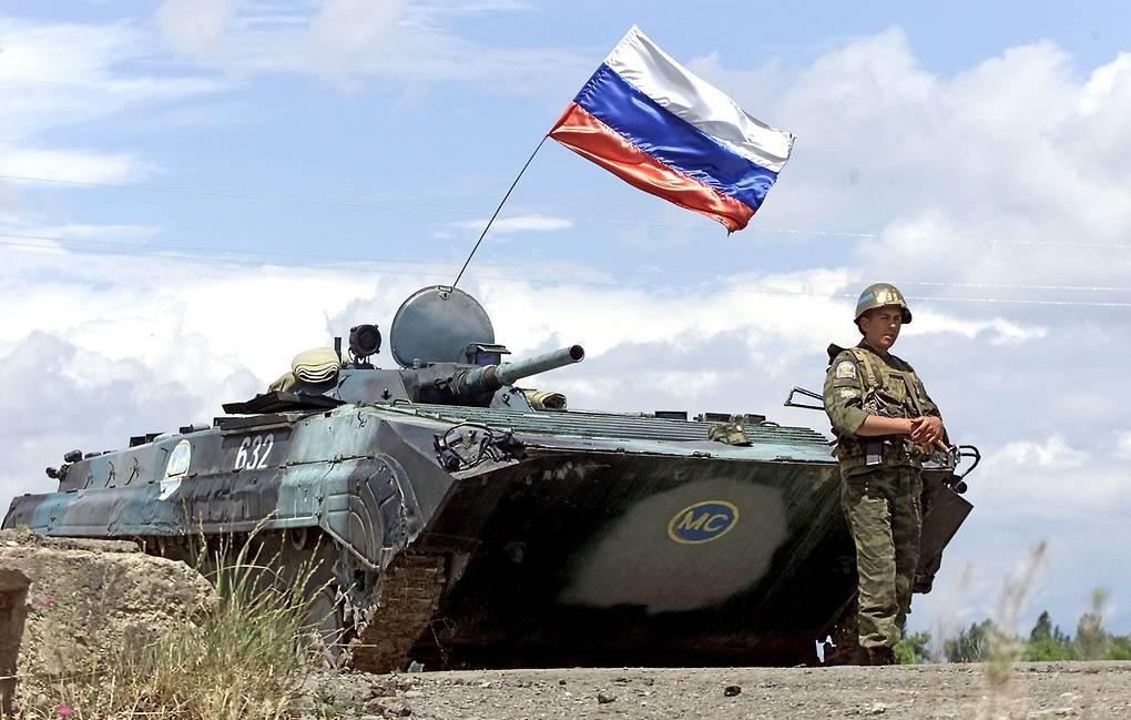 День российского военного миротворца 006