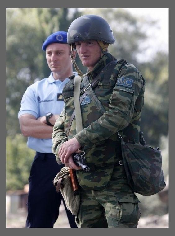 День российского военного миротворца 009
