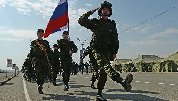 День российского военного миротворца 011