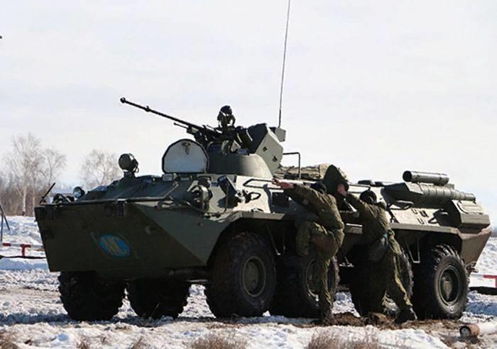 День российского военного миротворца 012