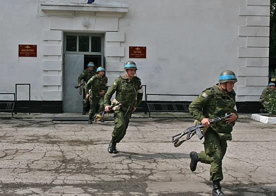 День российского военного миротворца 015