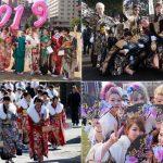 Открытки к празднику   День совершеннолетия (Япония)