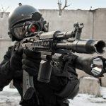 День специального отряда быстрого реагирования (СОБР) МВД РФ