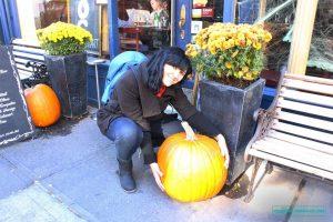 День тыквы (Pumpkin Day) в США 025
