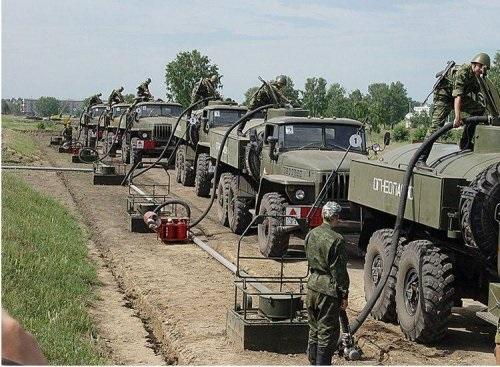 День тыла вооруженных сил РФ 011