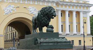 День улыбающихся каменных львов 019