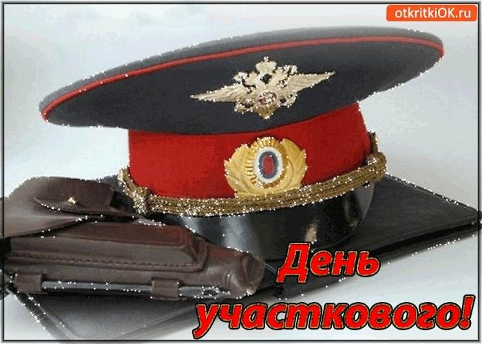 День участковых уполномоченных полиции РФ 004