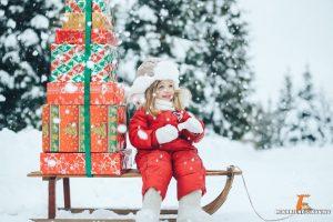 Зимняя фотосессия для детей 022