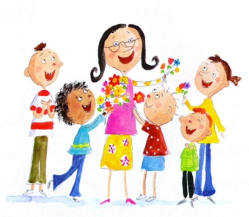 Картинки для детей день учителя015