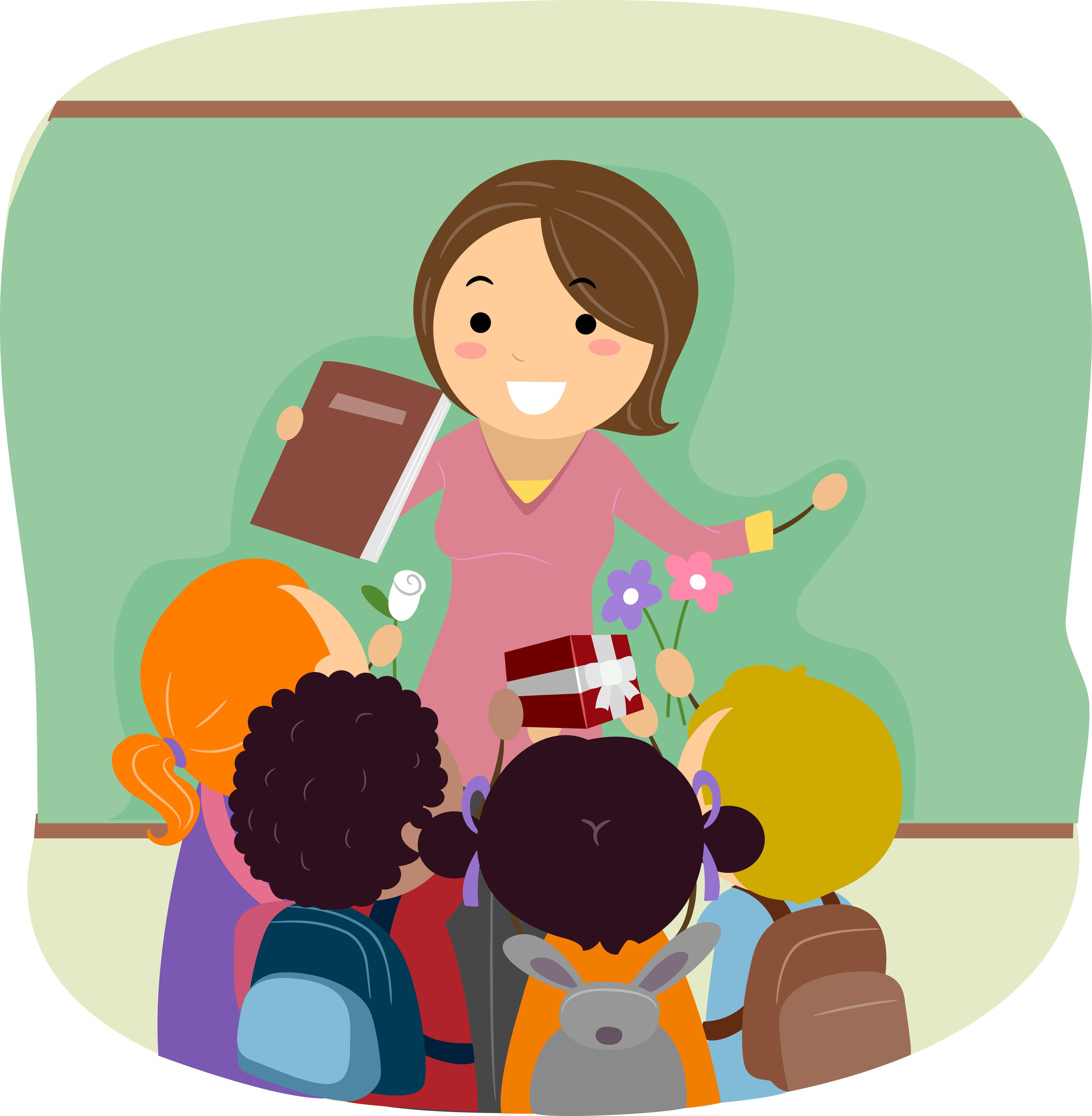 Картинки для детей день учителя019