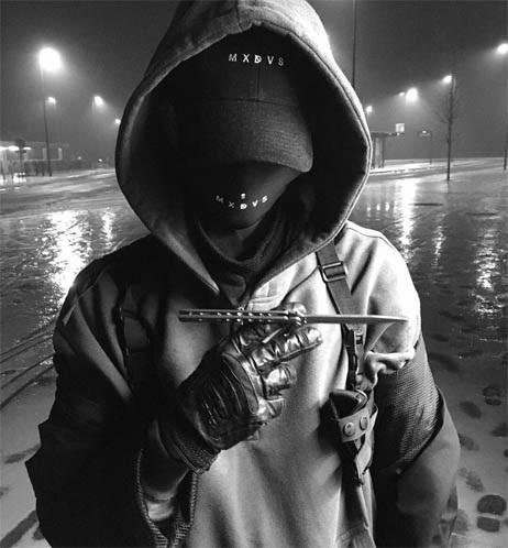 Картинки на аватарку в вк для пацанов с масками003