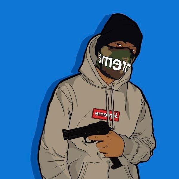 Картинки на аватарку в вк для пацанов с масками008
