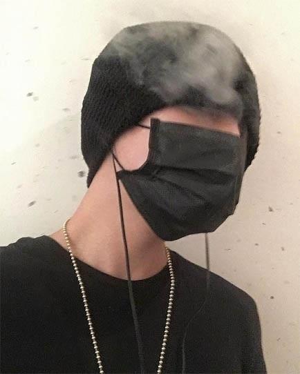 Картинки на аватарку в вк для пацанов с масками014
