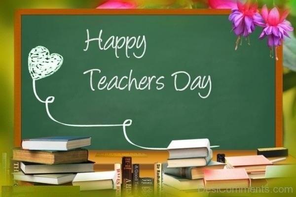 Открытка для учителя по английскому языку с днем рождения