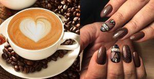Картинки утро ногти кофе 020